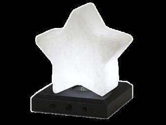 Saltkrystallstjernen