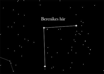 Berenikes hår