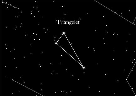 Triangelet